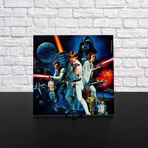 Azulejo - Star Wars New Hope