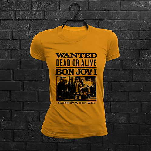Babylook - Bon Jovi Wanted Dead Or Alive