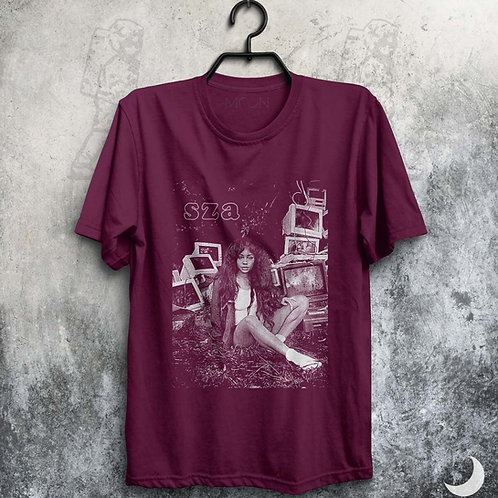 Camiseta - Sza Ctrl