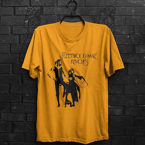 Camiseta - Fleetwood Mac Rumours