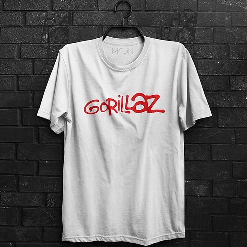 Camiseta - Gorillaz