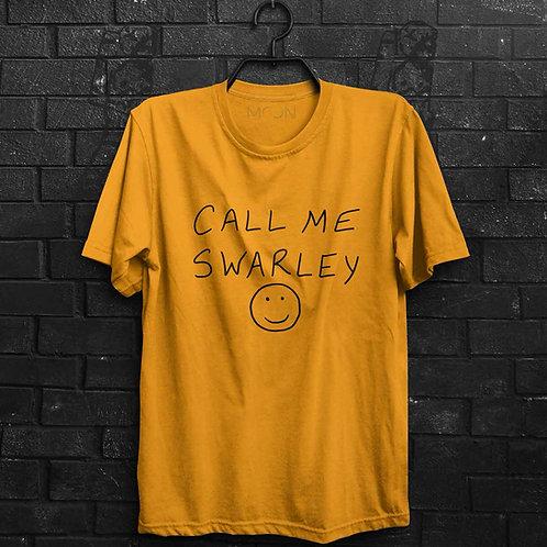 Camiseta - Call Me Swarley - HIMYM