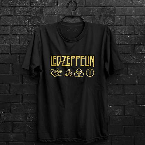 Camiseta - Led Zeppelin