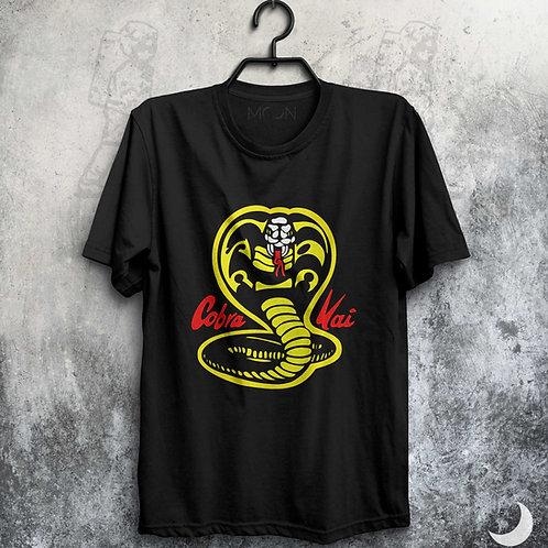 Camiseta - Cobra Kai