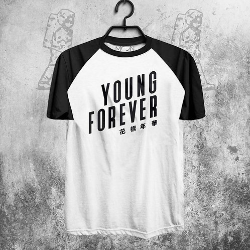 Raglan - BTS Young Forever