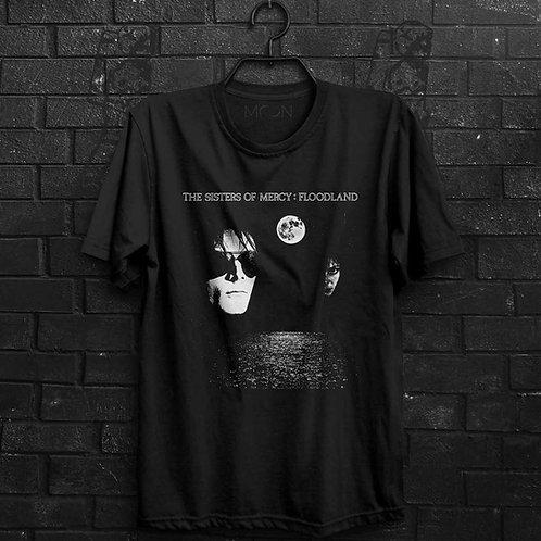 Camiseta - The Sisters Of Mercy Floodland