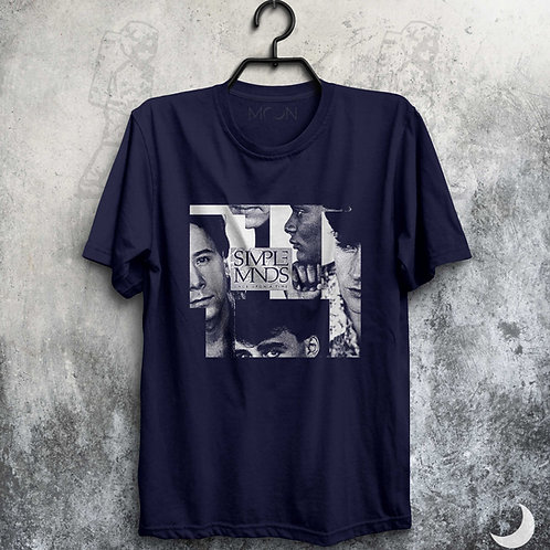 Camiseta - SimpleMinds Once Upon A Time
