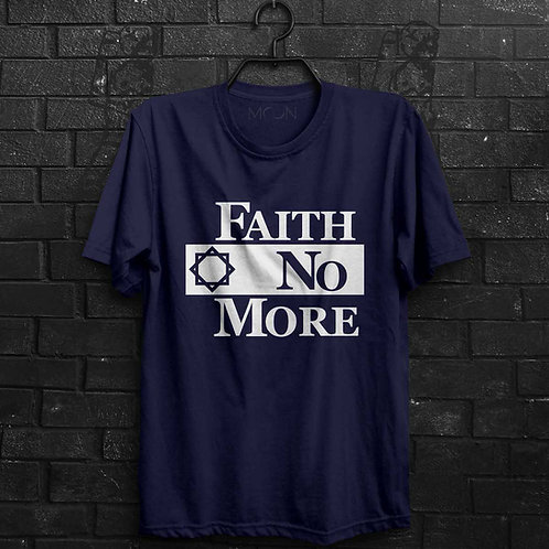 Camiseta - Faith No More FNM