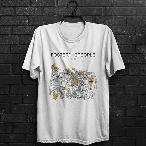 Camiseta - Foster The People