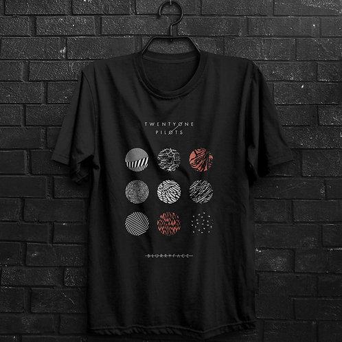 Camiseta - Blurryface