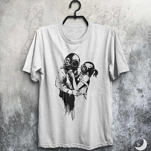 Camiseta - Think Tank - Blur