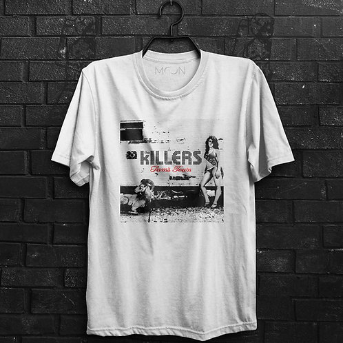 Camiseta - The Killers Sam's Town
