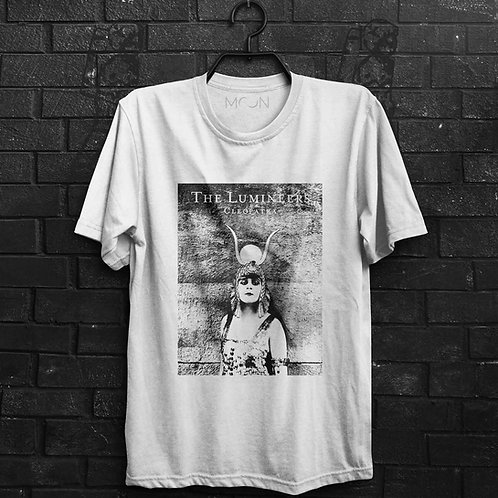Camiseta - The Lumineers Cleopatra