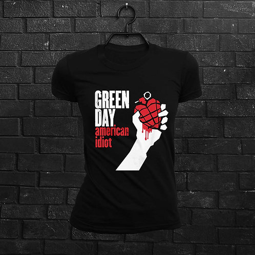 Babylook - Green Day - American Idiot