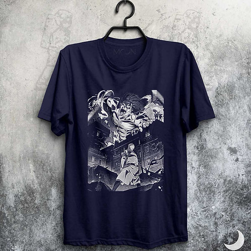 Camiseta - Attack On Titan S4