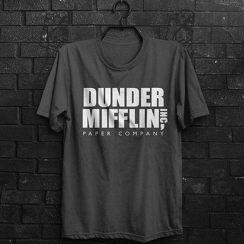 Camiseta - Dunder Mifflin Inc - The Office