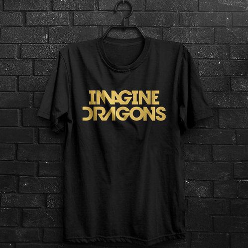 Camiseta - Imagine Dragons