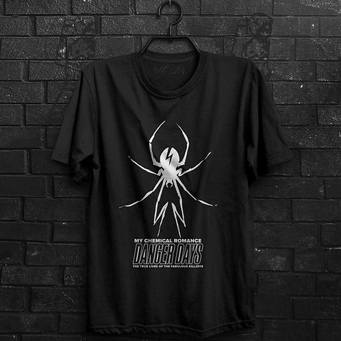Camiseta - My Chemical Romance Danger Days