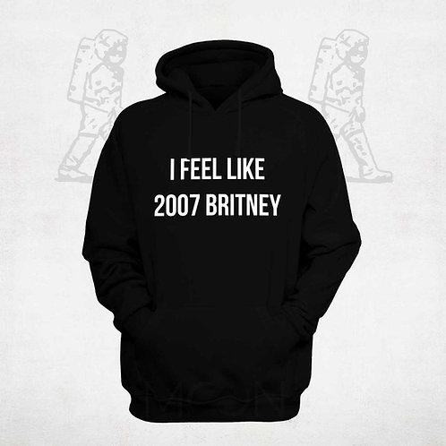 Moletom - 2007 Britney
