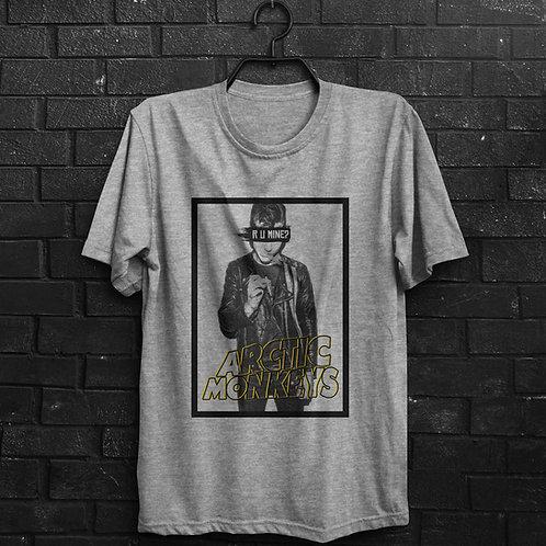 Camiseta - R U Mine - Arctic Monkeys