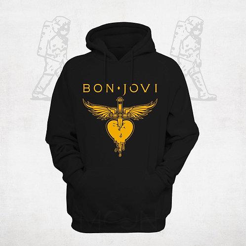 Moletom - Bon Jovi