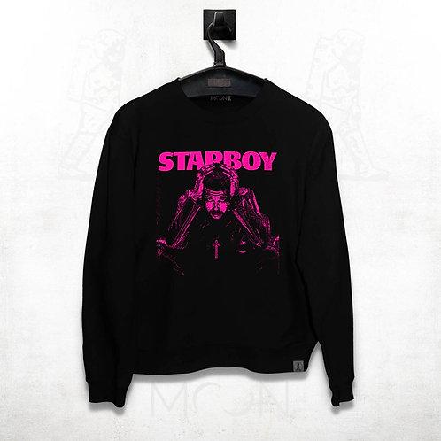 Moletom - Starboy - The Weeknd