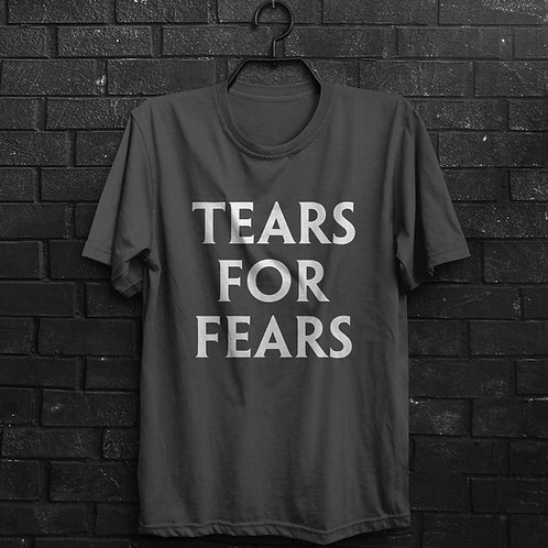 Camiseta - Tears For Fears