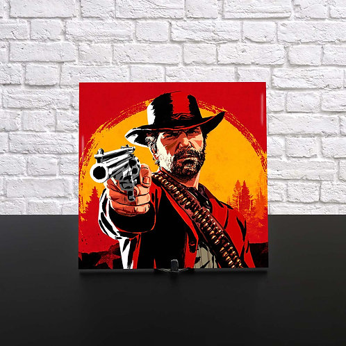 Azulejo - Red Dead Redemption 2