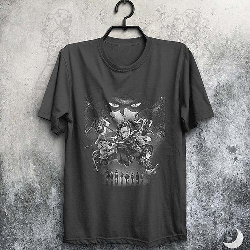 Camiseta - Demon Slayer