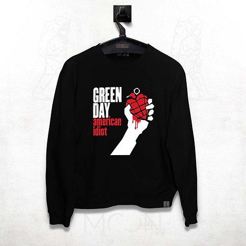 Moletom - Green Day