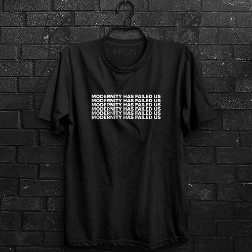 Camiseta - Modernity Has Failed Us // THE1975