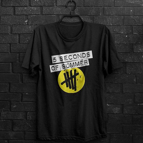 Camiseta - 5 Seconds Of Summer