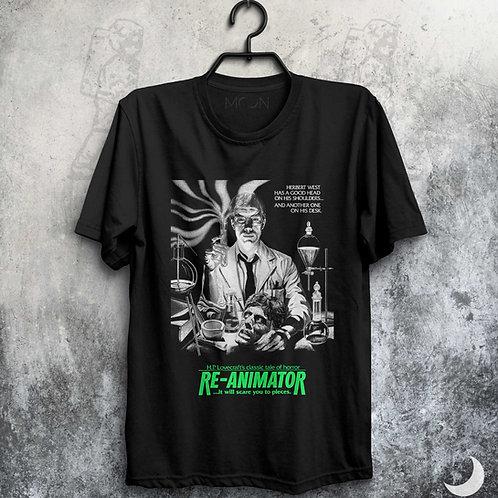 Camiseta - Re-animator