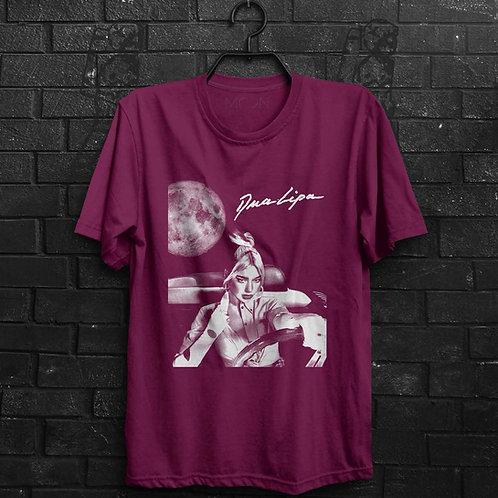 Camiseta - Dua Lipa - Future Nostalgia