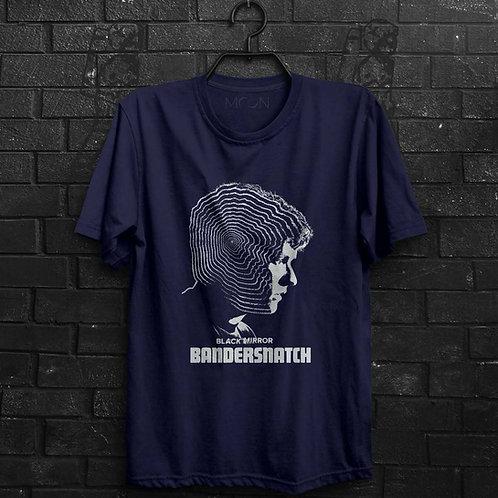 Camiseta - Bandersnatch - Black Mirror