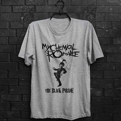 Camiseta - My Chemical Romance - The Black Parade