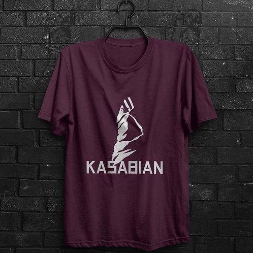 Camiseta - Kasabian