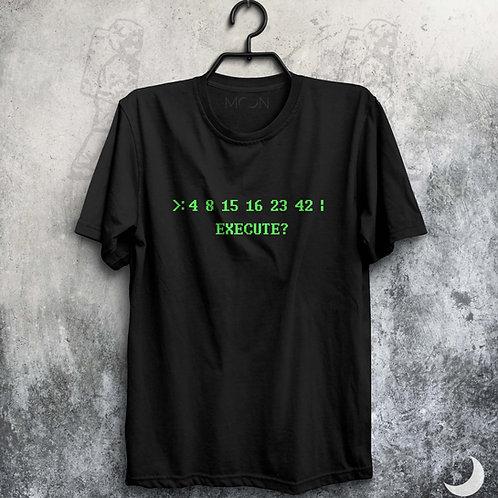 Camiseta - Lost Numbers