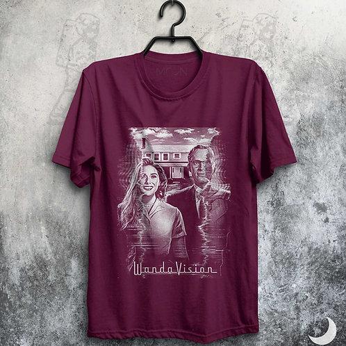 Camiseta - WandaVision