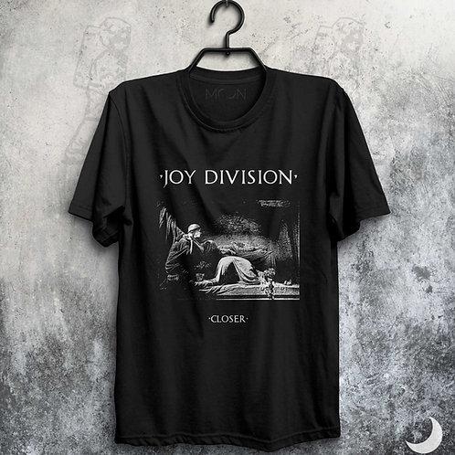 Camiseta - Joy Division Closer