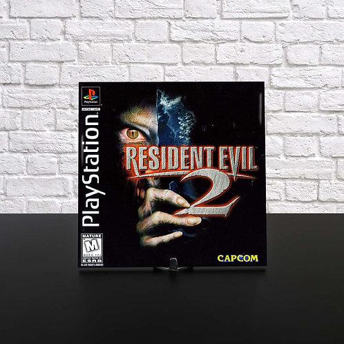 Azulejo - Resident Evil 2