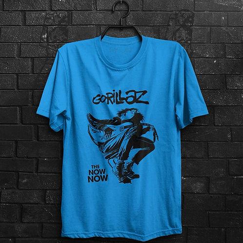 Camiseta - Gorillaz - The Now Now