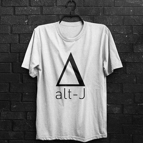 Camiseta - Alt J
