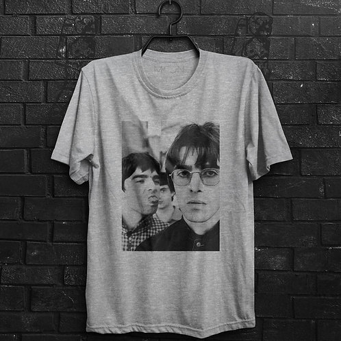 Camiseta - Gallagher's - Oasis