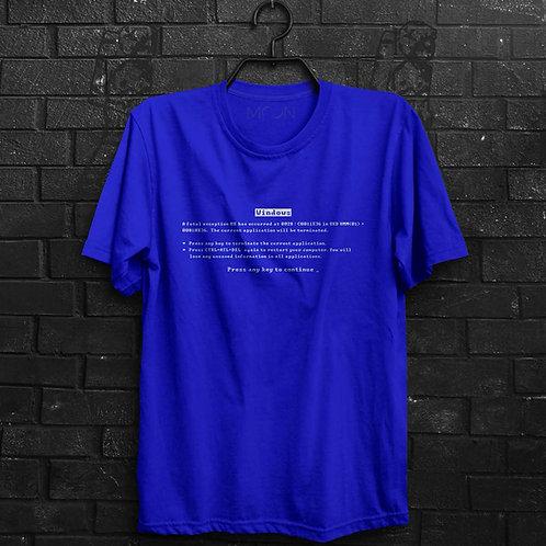 Camiseta - Win 1998 BlueScreen