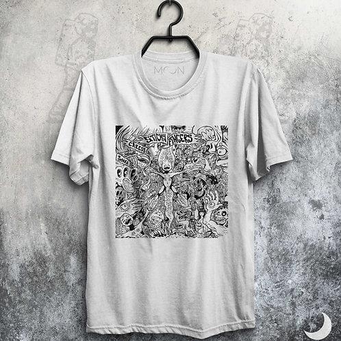 Camiseta - Sticky Fingers