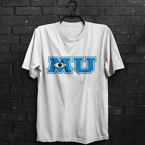 Camiseta - Universidade Monstros