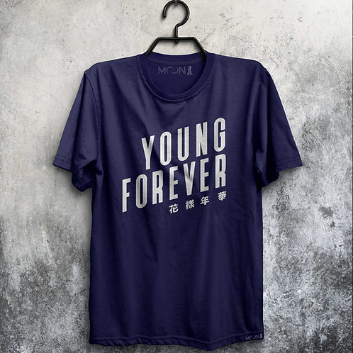 Camiseta - BTS - Young Forever