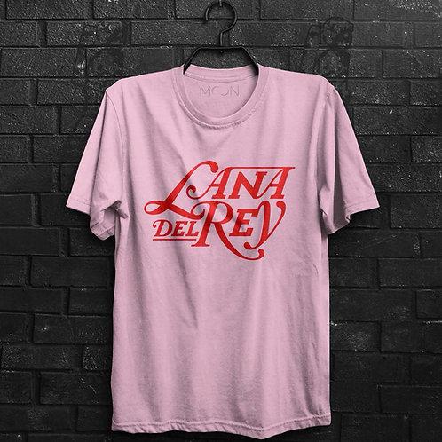 Camiseta - Lana Del Rey