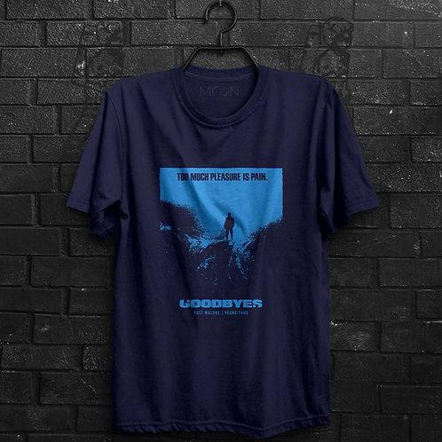 Camiseta - Post Malone Goodbyes